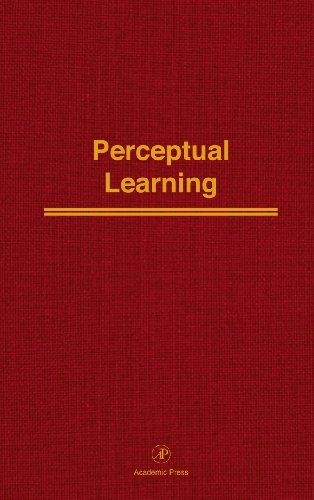 9780125433365: Perceptual Learning (The Psychology of Learning and Motivation: Advances in Research and Theory, Volume 36)