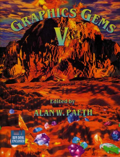 9780125434553: Graphics Gems V: IBM Version (with disk): IBM Version No. 5 (The Morgan Kaufmann Series in Computer Graphics)