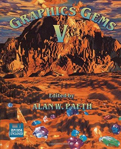 9780125434553: Graphics Gems V (IBM Version) (The Morgan Kaufmann Series in Computer Graphics) (No. 5)