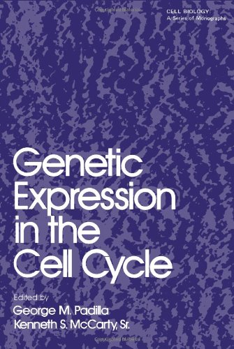 9780125437202: Genetic Expression in the Cell Cycle (Cell biology)