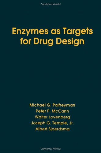 9780125440301: Enzymes as Targets for Drug Design