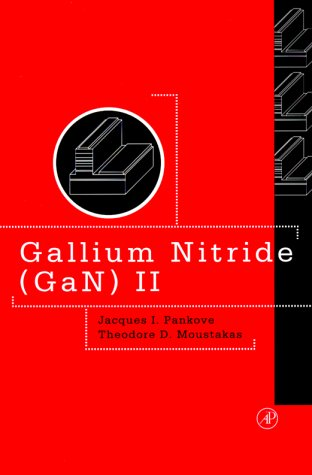 9780125440578: Gallium nitride (GaN) II (Semiconductors and semimetals)