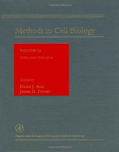 9780125441643: Tetrahymena Thermophila, Volume 62 (Methods in Cell Biology)