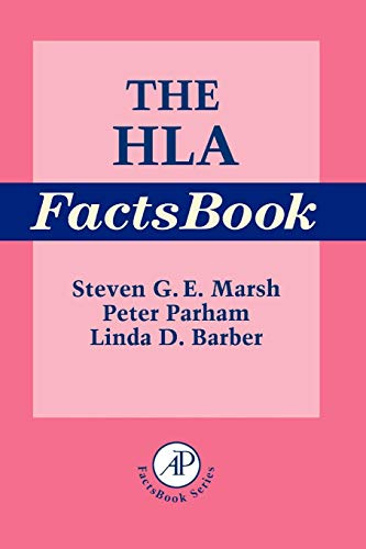 9780125450256: The HLA FactsBook