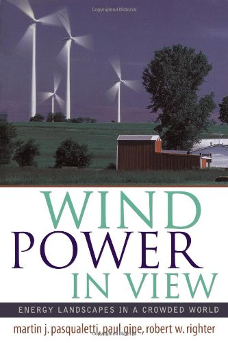 9780125463348: Wind Power in View: Energy Landscapes in a Crowded World (Sustainable World)