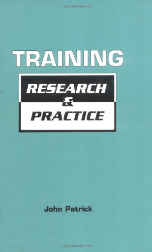 9780125466608: Training: Research and Practice