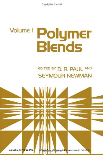 9780125468015: Polymer Blends, Volume 1
