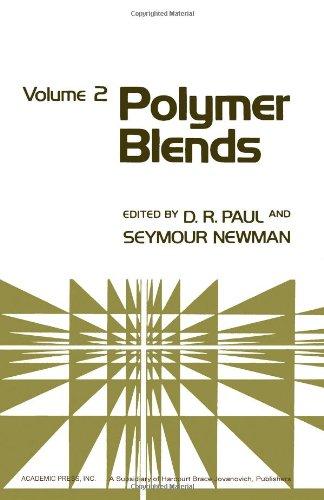 Polymer Blends. Volume 2: Paul, D. R.