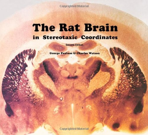 9780125476218: The Rat Brain in Stereotaxic Coordinates