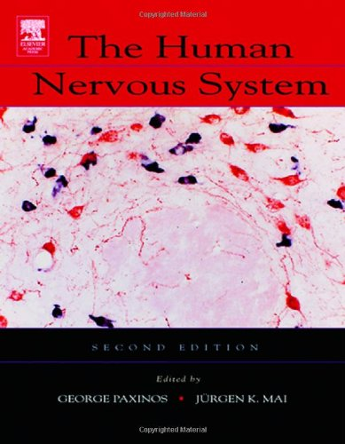 9780125476263: The Human Nervous System, Second Edition