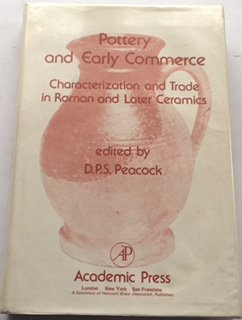 9780125478502: Pottery and Early Commerce: Characterization and Trade in Roman and Later Ceramics