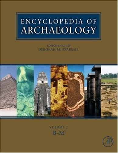 9780125480307: Encyclopedia of Archaeology