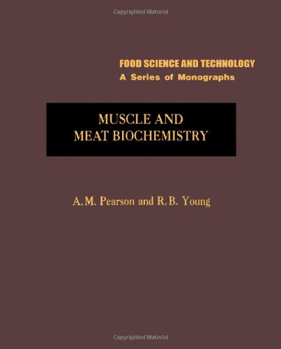 9780125480550: Muscle and Meat Biochemistry (Food Science and Technology (Academic Press))