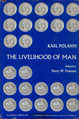 9780125481502: The Livelihood of Man (Studies in social discontinuity)