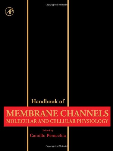 9780125506403: Handbook of Membrane Channels: Molecular and Cellular Physiology