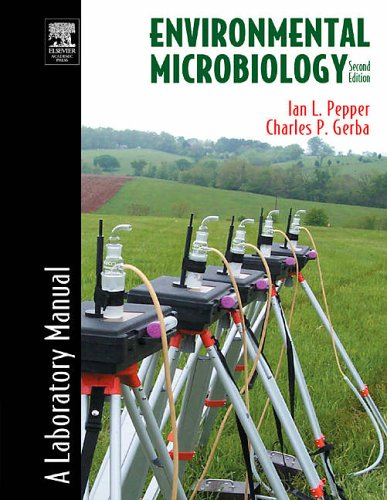9780125506564: Environmental Microbiology, Second Edition: A Laboratory Manual (Maier and Pepper Set)