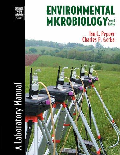 9780125506564: Environmental Microbiology: A Laboratory Manual