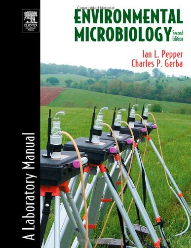 9780125506564: Environmental Microbiology: A Laboratory Manual (Maier and Pepper Set)