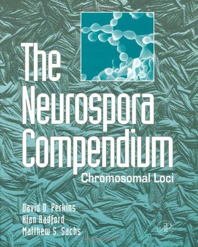 9780125507516: The Neurospora Compendium: Chromosomal Loci