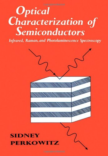 9780125507707: Optical Characterization of Semiconductors: Infrared, Raman, and Photoluminescence Spectroscopy (Techniques of Physics)
