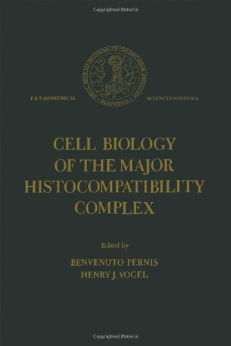 9780125508704: Cell Biology of the Major Histocompatibility Complex (P & S biomedical sciences symposia series)