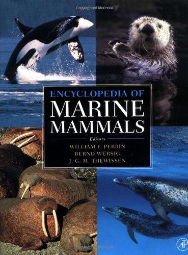 9780125513401: Encyclopedia of Marine Mammals