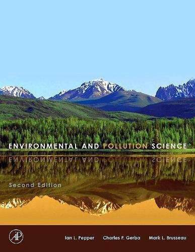 9780125515030: Environmental and Pollution Science
