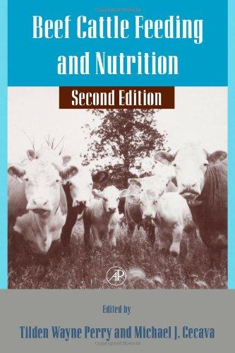 9780125520522: Beef Cattle Feeding and Nutrition, Second Edition (Animal Feeding and Nutrition)