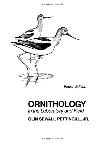 9780125524506: Ornithology in Laboratory and Field