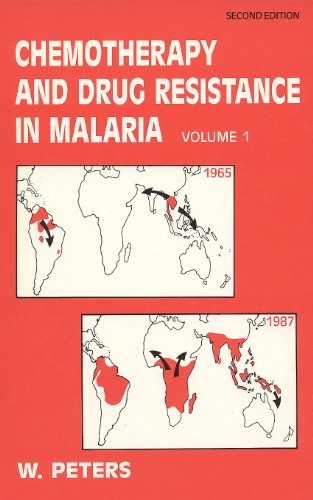 9780125527217: Chemotherapy in Malaria, Two-Volume Set: Chemotherapy and Drug Resistance in Malaria, Second Edition: Volume 1 (Chemotherapy & Drug Resistance in Malaria)