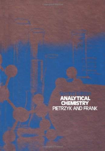 9780125551601: Analytical Chemistry