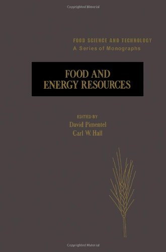 9780125565608: Food and Energy Resources (Food Science and Technology (Academic Press))