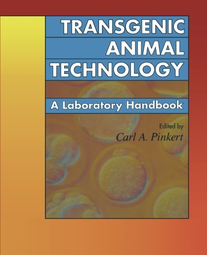 9780125571654: Transgenic Animal Technology: A Laboratory Handbook