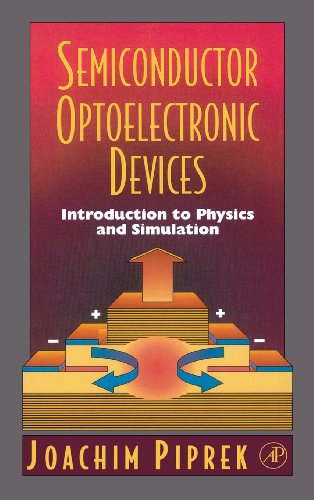 9780125571906: Semiconductor Optoelectronic Devices: Introduction to Physics and Simulation
