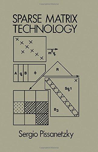 9780125575805: Sparse Matrix Technology