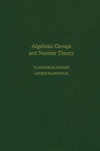 9780125581806: Algebraic Groups and Number Theory, Volume 139 (Pure and Applied Mathematics)