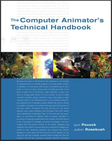 9780125588218: The Computer Animator's Technical Handbook (The Morgan Kaufmann Series in Computer Graphics)