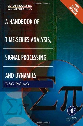 9780125609906: Handbook of Time Series Analysis, Signal Processing, and Dynamics (Signal Processing and its Applications)