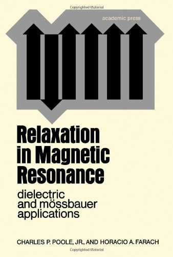 9780125614504: Relaxation in Magnetic Resonance