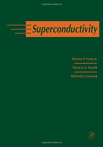 9780125614559: Superconductivity
