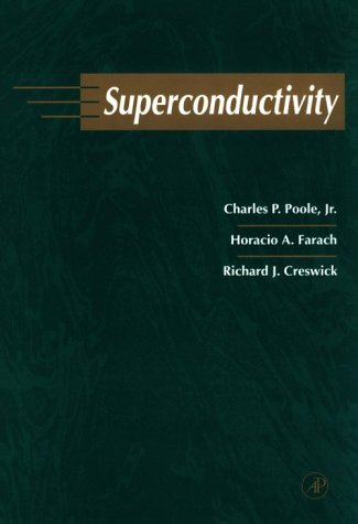 9780125614566: Superconductivity