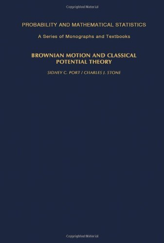 9780125618502: Brownian Motion and Classical Potential Theory (Probability & Mathematical Statistics)