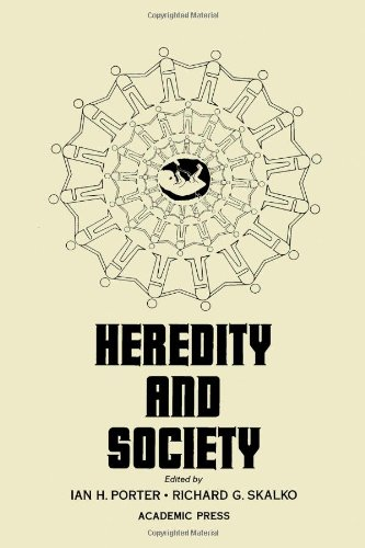 9780125628501: Heredity and Society (Symposia / Birth Defects Institute)