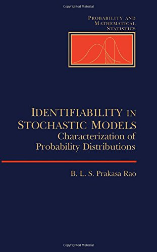 9780125640152: Identifiability In Stochastic Models (Probability and Mathematical Statistics)