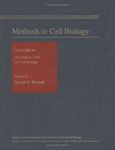 9780125641463: Microbes as Tools for Cell Biology, Volume 45 (Methods in Cell Biology)