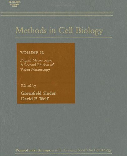 9780125641692: Digital Microscopy, Volume 72, Second Edition: A second edition of