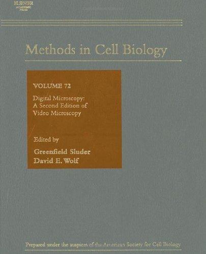 "9780125641692: Digital Microscopy, Volume 72, Second Edition: A second edition of ""Video Microscopy"" (Methods in Cell Biology)"