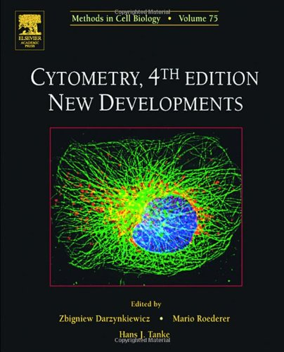 9780125641708: Cytometry: New Developments, Volume 75, Fourth Edition (Methods in Cell Biology)