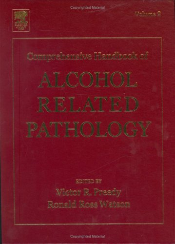 9780125643726: Comprehensive Handbook of Alcohol Related Pathology, Volume 2