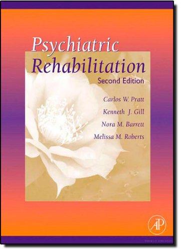 9780125644310: Psychiatric Rehabilitation